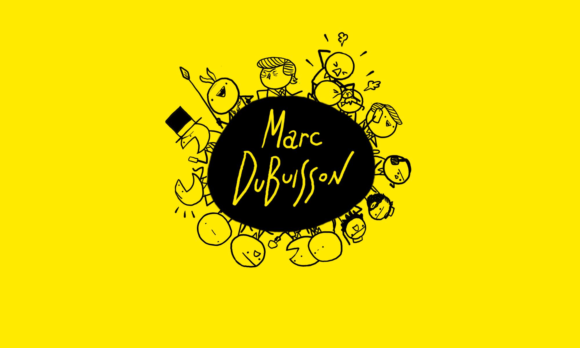 Marc Dubuisson